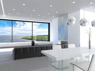 Столовая: Столовые комнаты в . Автор – background архитектурная студия