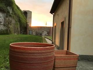 Decor Design Garden Plant pots & vases Serat Alami