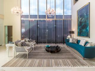 Estar : Salas de estar  por Marlon Vilela ,Moderno