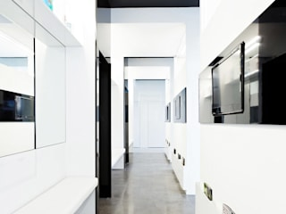 Clinicaldent Institute Clínicas minimalistas por dbA arquitectura Minimalista