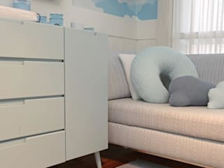Baby room by Célia Orlandi por Ato em Arte