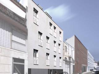 Habitação Colectiva, Lapa por dbA arquitectura