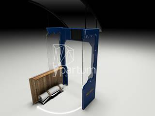 Partum Tasarım – Poligon Tasarımı:  tarz Etkinlik merkezleri