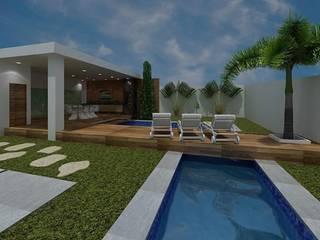 Caio Padilha Arquitetura & Design Pool
