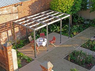 Modern Bahçe guba + sgard Landschaftsarchitekten Modern