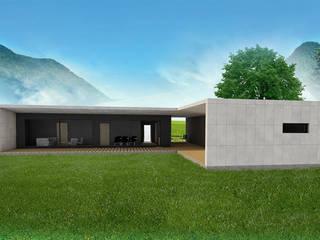 Casaplaner Modulhaus mit dem gewissen Anspruch:  Bungalow von Casaplaner Modulhaus Schweiz
