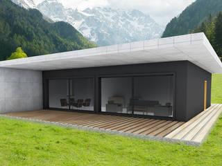 Casaplaner Luxury Modulhaus:  Fertighaus von Casaplaner Modulhaus Schweiz