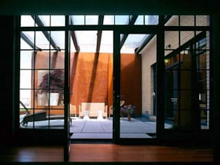 Private Residential Garden Moderner Balkon, Veranda & Terrasse von Ecologic City Garden - Paul Marie Creation Modern