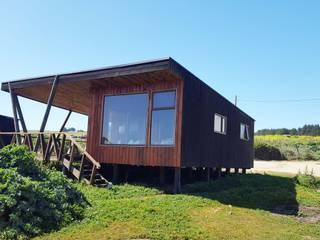 Mediterranean style house by Kimche Arquitectos Mediterranean