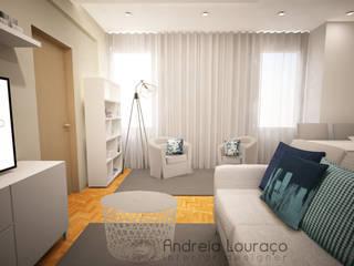 Andreia Louraço - Designer de Interiores (Email: andreialouraco@gmail.com) Salas/RecibidoresSofás y sillones