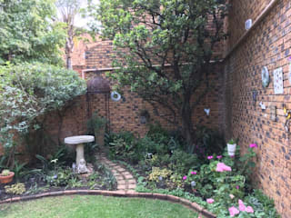 Townhouse Garden by Hedgehog Landscapes
