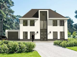 by Brand I BBA Architecten 모던