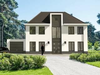 Villas by Brand I BBA Architecten, Modern