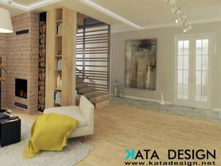 Escaleras de estilo  por Kata Design,
