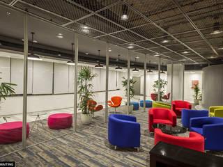 Reception Waiting:   by Basics Architects