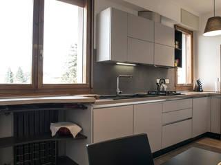 Marani 5.1: Cucina in stile in stile Moderno di Arkinprogress