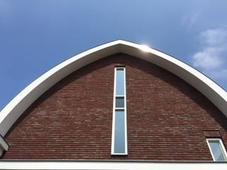 Villa Aerdenhout:  Villa door C5 Architecten, Landelijk