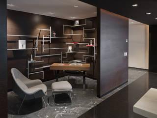Estudios y despachos de estilo  de Concepto Taller de Arquitectura