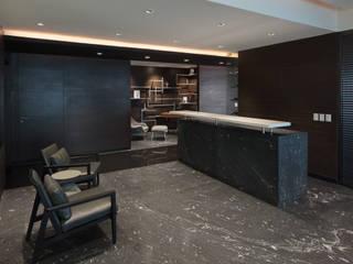 Koridor dan lorong by Concepto Taller de Arquitectura