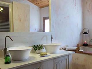Réalisation de chantiers Murs & Sols classiques par Florence Lavigne - Peintures et Enduits naturels Classique