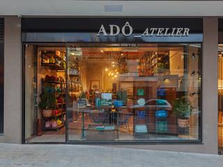 LOJA ADÔ: Lojas e imóveis comerciais  por DUBAL ARQUITETURA,Moderno
