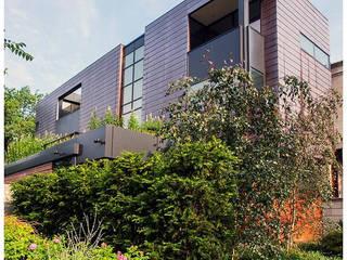 City House in a Garden Moderner Garten von Ecologic City Garden - Paul Marie Creation Modern