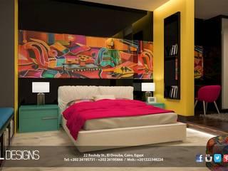 Palm Hills Cairo, Egypt من Soul Designs حداثي