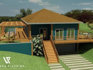 por Arquitetura Vanessa Figueira