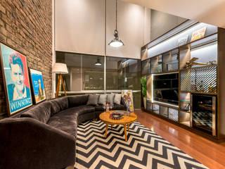 Living room by Gracia Nano Studio