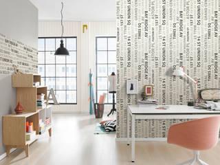 HannaHome Dekorasyon  – Gezgin Duvar Kağıtları!: modern tarz , Modern