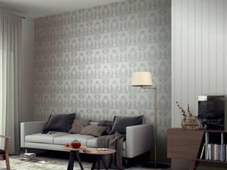 Gezgin Duvar Kağıtları! HannaHome Dekorasyon Klasik