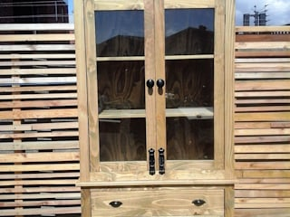 Eco Furniture Design CocinaArmarios y estanterías Madera