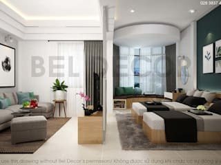Project: PR1713 Hotel/ Bel Decor bởi Bel Decor