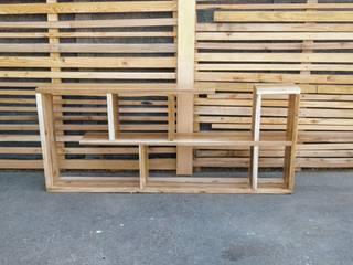 Eco Furniture Design SalasEstanterías Madera
