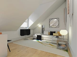 Living room by MRS - Interior Design