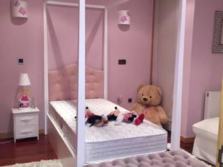Decordesign Interiores BedroomBeds & headboards Wood Blue