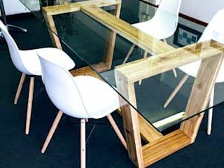 Eco Furniture Design ComedorMesas Vidrio