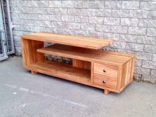 Eco Furniture Design SalasMuebles de televisión y dispositivos electrónicos Madera