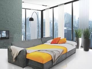 Sofás cama:  de estilo  por SOFAMEX ONLINE