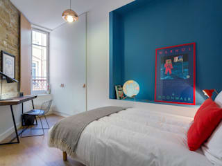Thomas Marquez Photographie Teen bedroom