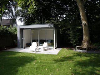 Lounge: modern  von Gartenhauptdarsteller,Modern