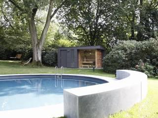 Gartensauna von Gartenhauptdarsteller Modern