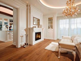 BAUR WohnFaszination GmbH Classic style bedroom Wood White