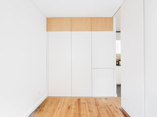 minimalistische Slaapkamer door Architect Your Home