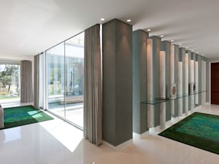 сучасний  by MJARC - Arquitectos Associados, lda , Сучасний