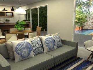 by COB Arquitetura e Design Tropical