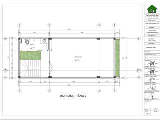 Linh House - Linh Đàm:   by Công ty cổ phần kiến trúc và nội thất Tobehouse Việt Nam
