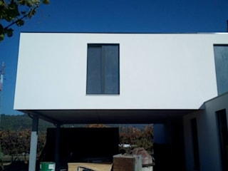 Casa Lousada Casas modernas por JGDS-EPA - CASAS MODULARES Moderno
