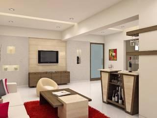 MMinteriors Modern living room by MMinteriors Modern