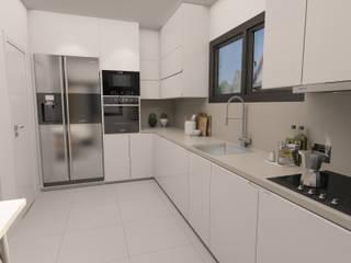 No Place Like Home ® Modern kitchen